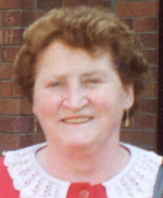 Death Notice of MAURA ROSS (née O'MAHONY)